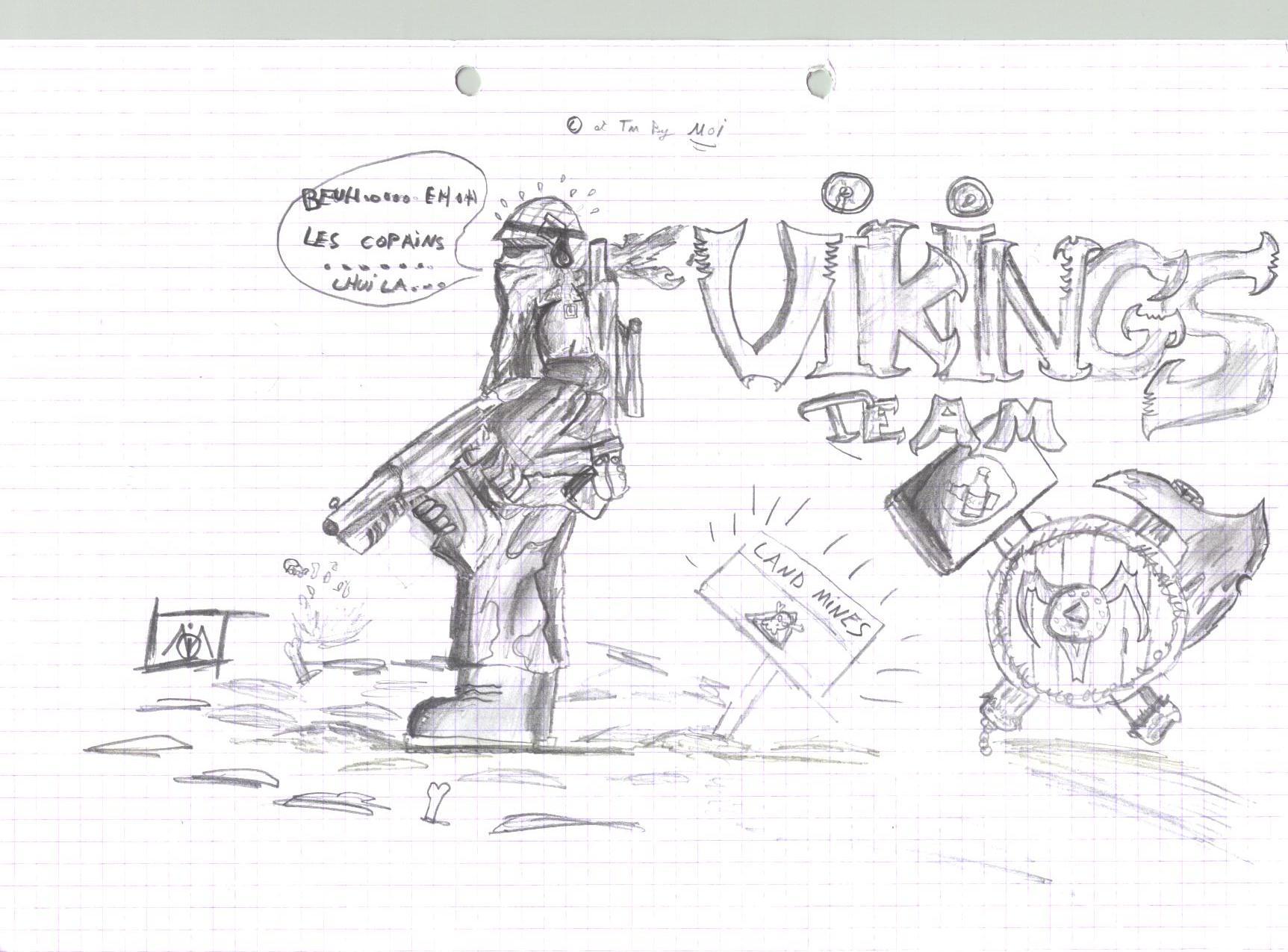 Comment dessiner un zombie de call of duty - Comment dessiner un zombie ...